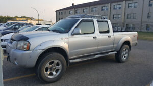2002 Nissan frontier fully loaded super charged 4x4