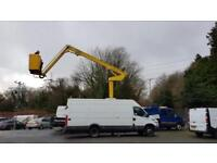 2006 Iveco Cherrypicker/Mewp /15 mtr height/Low mileage/1 owner