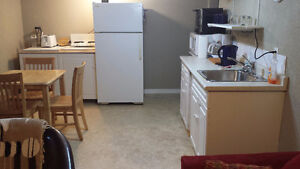 Call this Clean, Cared for Up to Date One Bedroom Suite Home
