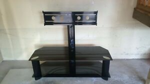 TV stand (mountable) with shelving. Windsor Region Ontario image 1