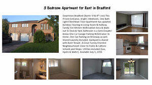 3 Bedroom Apartment in Downtown Bradford