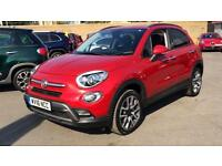 2016 Fiat 500X 2.0 Multijet 4x4 Cross Plus Automatic Diesel Hatchback