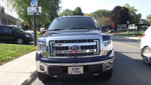 2014 Ford F-150 XLT xtr Camionnette