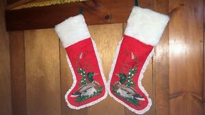 XMAS STOCKINGS  -   5 pairs in total       REDUCED PRICE Belleville Belleville Area image 3