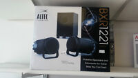 ALTEC Powered Speakers and Subwoofer **$79.99** BRAND NEW IN BOX