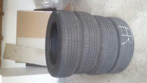 4 Grand Caravan Solus KH16 Tires (Used / Good Condition)