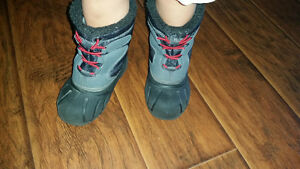 Size 8 toddler sorel winter boots