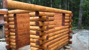 D Log style Home Timbers For Your Build.