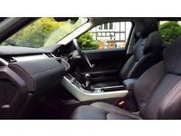 2017 Land Rover Range Rover Evoque 2.0 eD4 SE Tech 5dr 2WD Manual Diesel Hatchba
