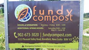 Compost, Topsoil, Garden Soil, Mulch, Gravel & Stones