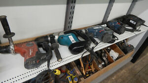 sds rotary drill/ breakers at the 689r new & used tool store