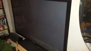 Samsung 43 Plasma TV + Onkyo 5.1 Surround sound + LG Blu Ray dvd London Ontario image 1