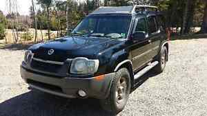 **Price Reduced - AS IS**  OBO    2003 Nissan Xterra SE 4X4 SUV