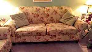 SklarPeppler Sofa and Loveseat