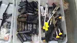 Paintball markers and equipment lot Cambridge Kitchener Area image 5