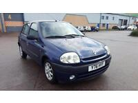 2001 Renault Clio 1.2