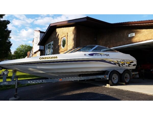 Used 2002 Caravelle Boats intercepter 212
