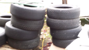 Tires 195/65r15 and 185/65r15
