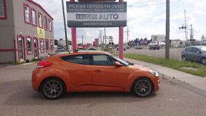 2013 Hyundai Veloster Turbo Automatic Fully Loaded Best Priced