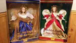 Holiday Barbie Angels