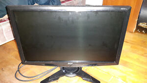 22inch Acer LCD Monitor