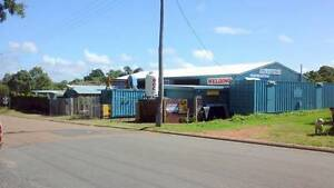 Cooktown Custom Sheet Metal  Is For Sale - Business and Freehold Cooktown Cook Area Preview