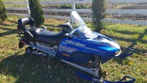 2003 Ski doo Grand touring V1000 four stroke 2 up