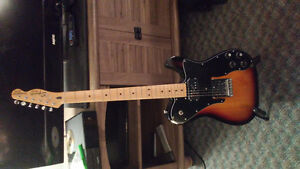 Squire fender Telecaster custome