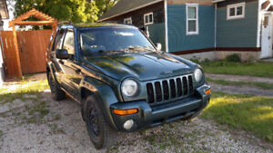 2003 Jeep Liberty Limited 3.7L