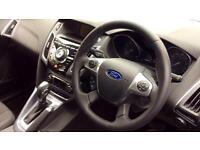 2013 Ford Focus 1.6 125 Titanium 5dr Powershif Automatic Petrol Estate