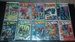 For Sale: Lot of Marvel Comics Uncanny X-Men (2/5)