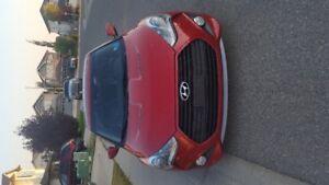 2013 Hyundai Veloster Hatchback Turbo
