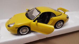 1999 Porsche 911 diecast car 1:18