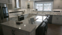 Granite, quartz and marble Countertop service