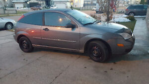 2007 Ford Focus Zx5 Hatchback with remote