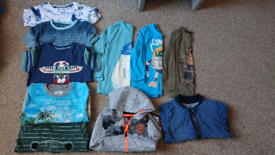 Boys 4-5years bundle