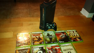 Xbox 360 Elite 120 GB (cracked)