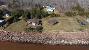 129 Sunset Beach Road Fernwood Cottage Waterfront PEI Canada