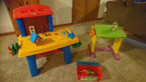 Children's Activity stations for sale