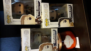 Complete first set once upon a time POP figures