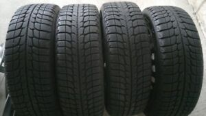 P205  55R16..........WINTER TIRES..........X  4......NICE TIRES