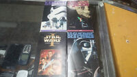 collection star wars sur vhs