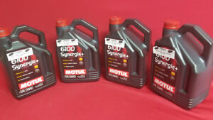 Motul X-cess 20L - Case of 4 5L Jugs on Sales All Four For $200