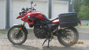 BMW F700GS - LOADED - SHOWROOM CONDITION