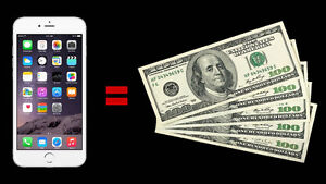 Get CASH for your IPHONE!!