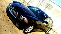 2014 Dodge Charger Black Sedan