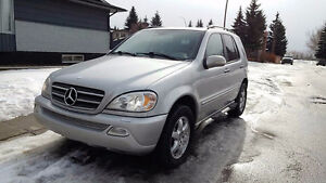 2003 Mercedes-Benz M-Class 500*Fully Loaded**AWD**