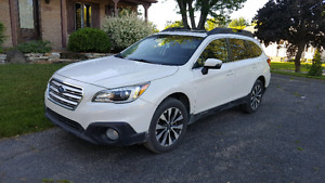 Subaru outback 3.6 limited navigation