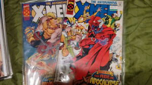 Astonishing X-Men Comics ~ 1990 & 2000 ~ 13 Books Total