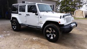 2014 jeep sahara unlimited